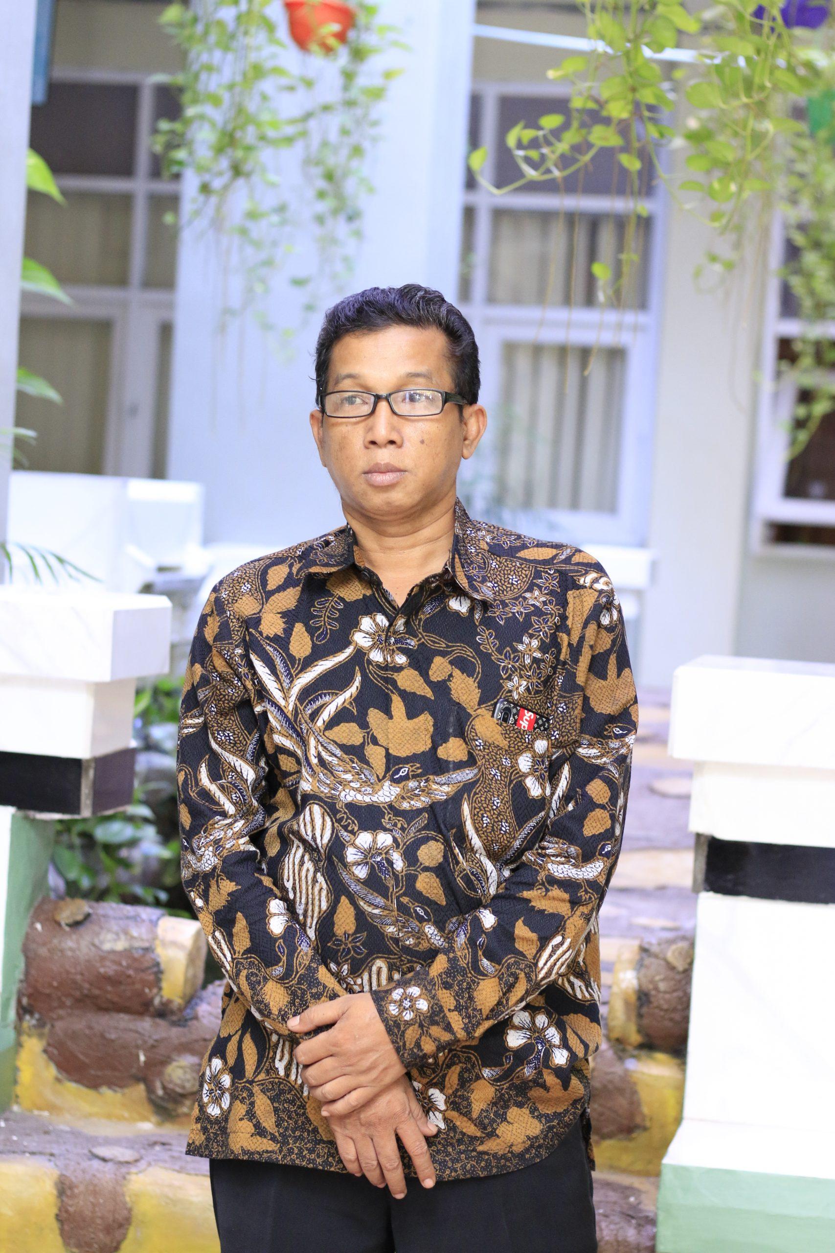 M. Saiful Bahri, S.Pd.